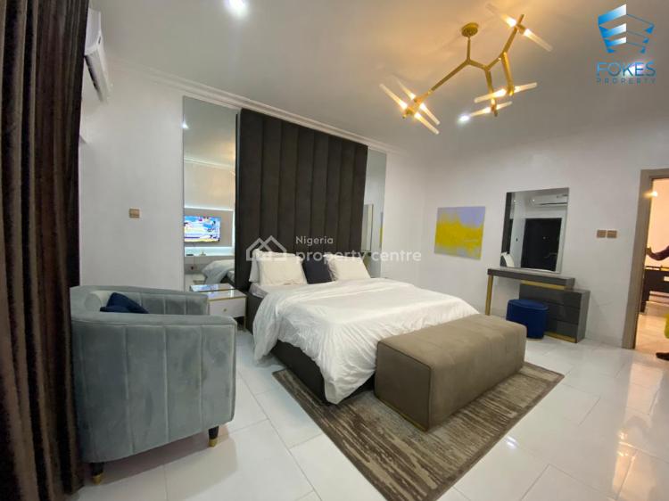 4 Bedroom Semidetached Duplex, Dideolu Estate, Oniru, Victoria Island (vi), Lagos, Semi-detached Duplex Short Let