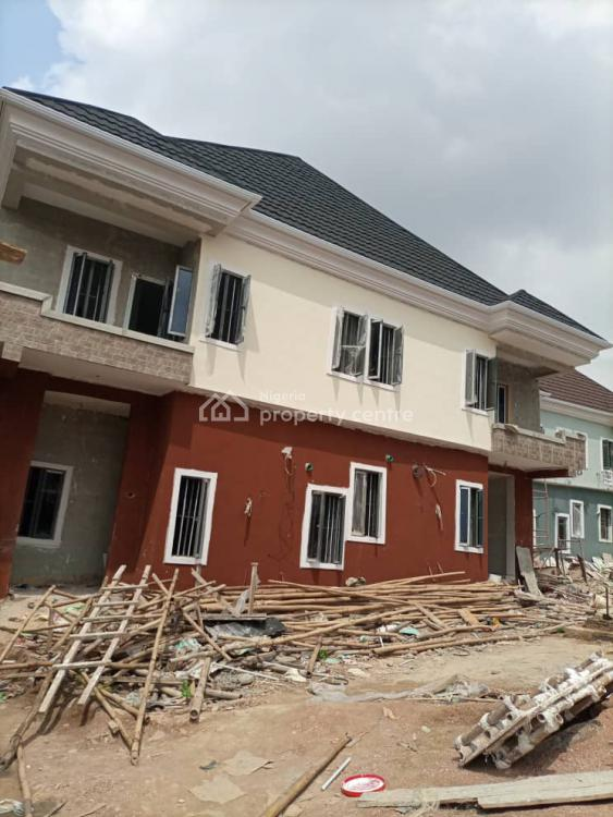 Newly Built 4 Bedrooms Semi Detached Duplex, All Rooms Ensuite, Omole Phase 2, Ikeja, Lagos, Semi-detached Duplex for Sale