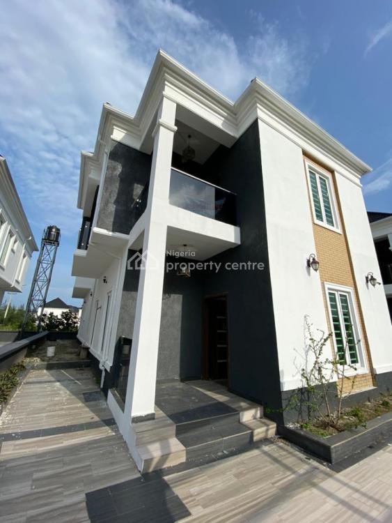 Fully Detached Luxury 5 Bedroom Duplex, Lekky County Estate, Ikota, Lekki, Lagos, Detached Duplex for Sale