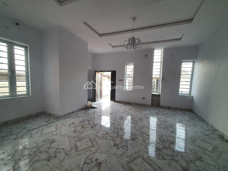 Exquisite Brand New 4 Bedroom Semi-detached House with Boys Quarter, Ajah, Lagos, Semi-detached Duplex for Sale