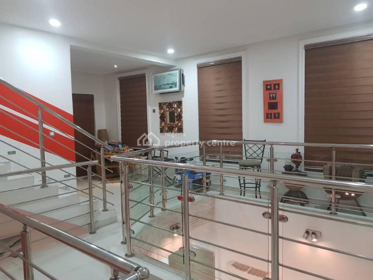 Tastefully Finished 4 Bedroom Semi Detached Duplex with a Bq, Onikoyi, Off Banana Island, Ikoyi, Lagos, Semi-detached Duplex for Sale