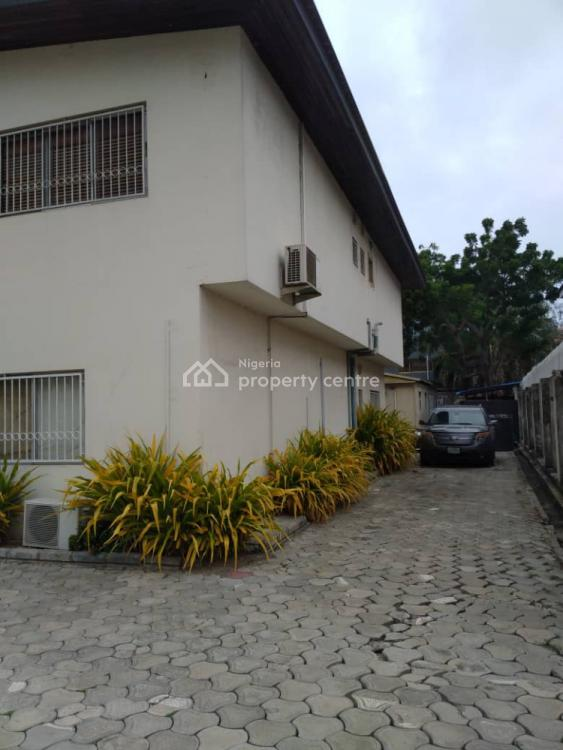 Land with Building on It, Victoria Island (vi), Lagos, Office Space for Sale