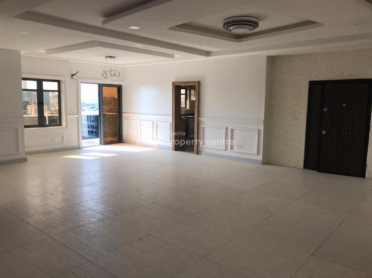 Luxury New 3 Bedroom Apartment with Bq, Victoria Island (vi), Lagos, Flat for Rent