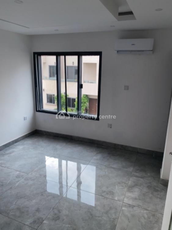 Well Built 4 Bedrooms Terraced House with 1 Room Bq and Lovely Finish, Off Banana Island, Ikoyi, Lagos, Terraced Duplex for Sale
