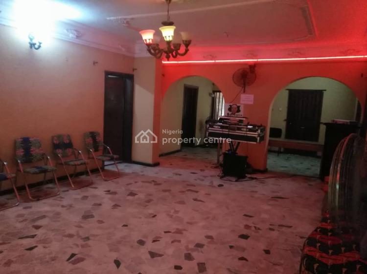 Party Apartment Floor, Fully Set Up, Estaport Road, Gbagada, Lagos, Flat Short Let