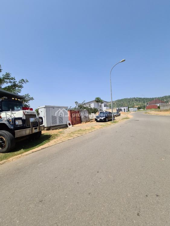 Primed 1894sqm Residential Plots of Land in a Beautiful Location, Katampe Extension, Katampe, Abuja, Residential Land for Sale