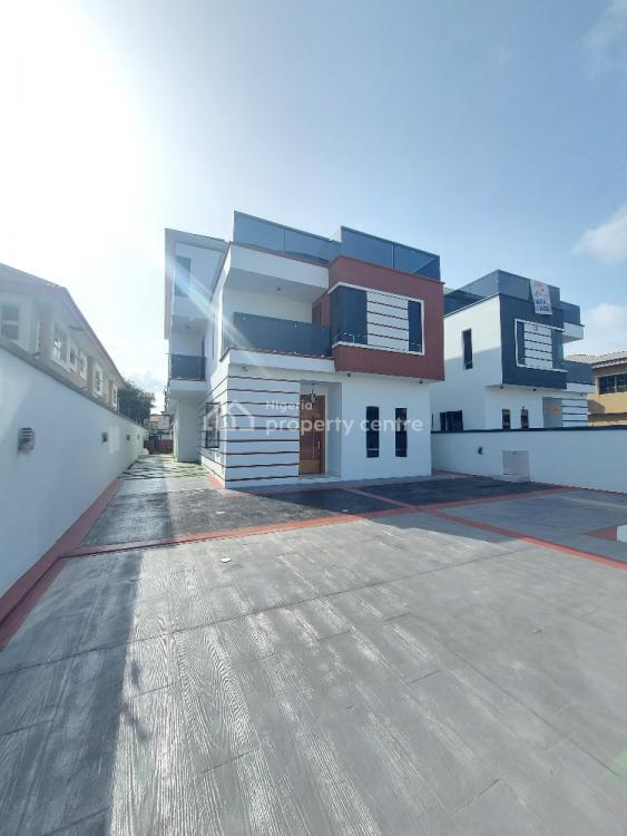 Brand New 5 Bedroom Fully Detached Duplex with Swimming Pool, Lekki Phase 1, Lekki, Lagos, Detached Duplex for Sale