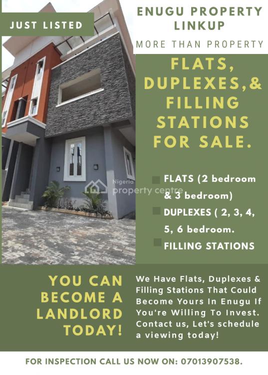 Houses, Enugu, Enugu, House for Sale