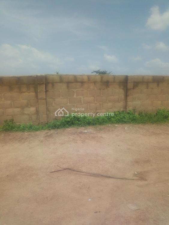 1 Acre of Commercial  Land, Agbala Itura, New Ife Road, Alakia, Ibadan, Oyo, Commercial Land for Sale