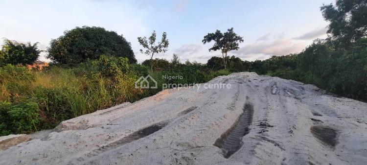 Dry Land in Cooperative Villa Estate, Unity Road, in Genesis Court Estate, Badore, Ajah, Lagos, Residential Land for Sale