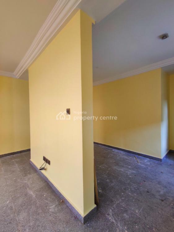 Detached 3 Bedroom Apartment with Lush Garden and Bq, Lekki Phase 1, Lekki, Lagos, Flat for Rent