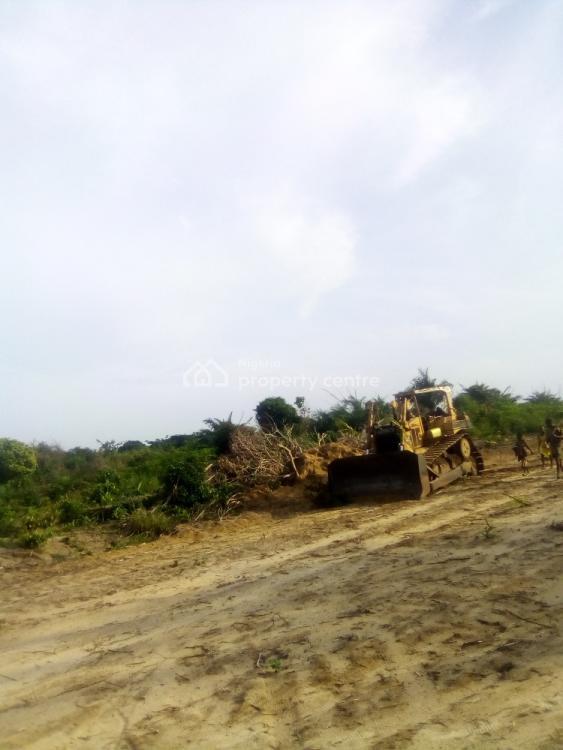 50 Acres of Land, Iba Oloja, Behind Lekki Free Trade Zone, Ibeju Lekki, Lagos, Residential Land for Sale