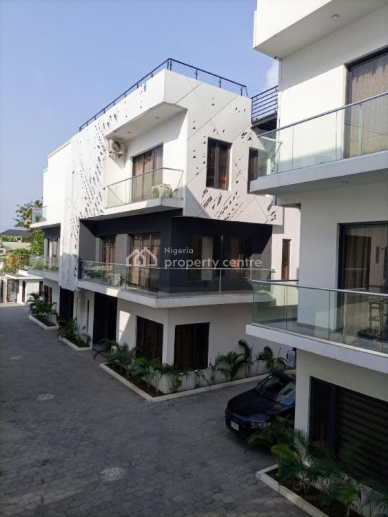 4 Bedroom Terrace Houses, Old Ikoyi, Ikoyi, Lagos, Terraced Duplex for Rent