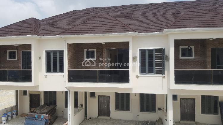 Newly Built Luxury 4 Bedroom Terrace Duplex in a Choice Location, Off Lekki Expressway, Ikota, Lekki, Lagos, Terraced Duplex for Sale