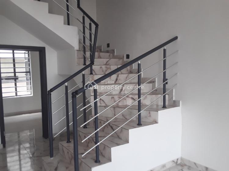 Nicely Built 4 Bedroom Fully Detached Duplex with Bq, Lekki Palm City, Ajah, Lagos, Semi-detached Duplex for Sale
