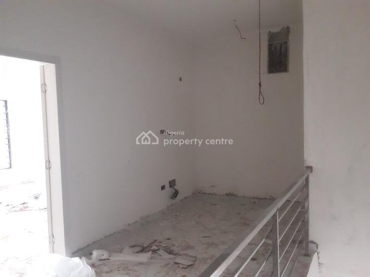 Newly Built 3 Bedroom Terrace Duplex with Bq, Lekki Palm City, Ajah, Lagos, Terraced Duplex for Sale