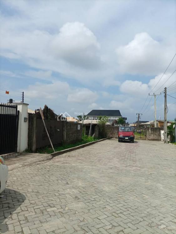 690sqm Land, Ocean Palm Estate, Sangotedo, Ajah, Lagos, Residential Land for Sale