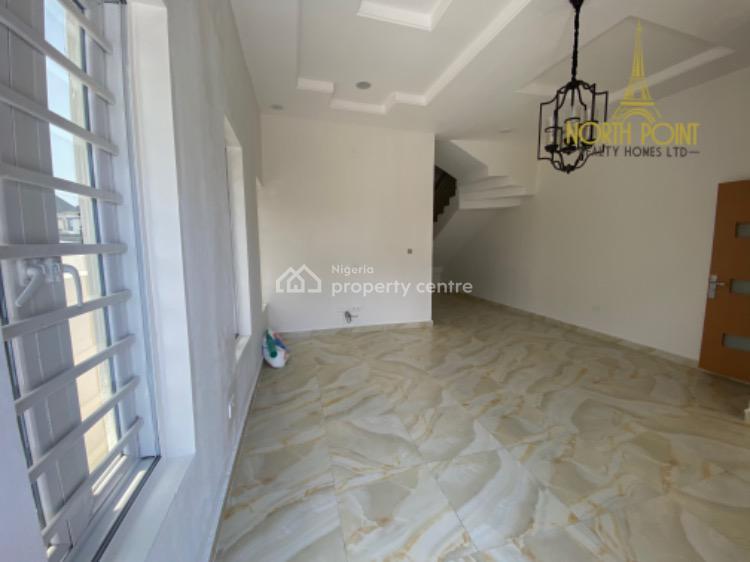 4 Bedroom Semi-detached Duplex, Orchid Road, 2nd Toll Gate, Ikota, Lekki, Lagos, Semi-detached Duplex for Sale