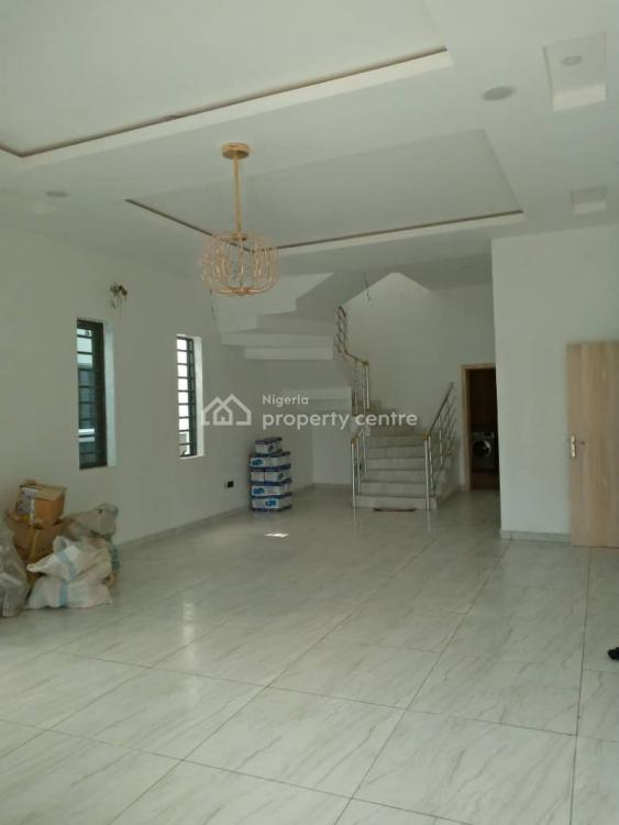 Luxurious Newly Built 5 Bedroom Detached Duplex  Alone in The Compound, Chevy View Estate Chevron Alternative Route, Lekki, Lagos, Detached Duplex for Sale