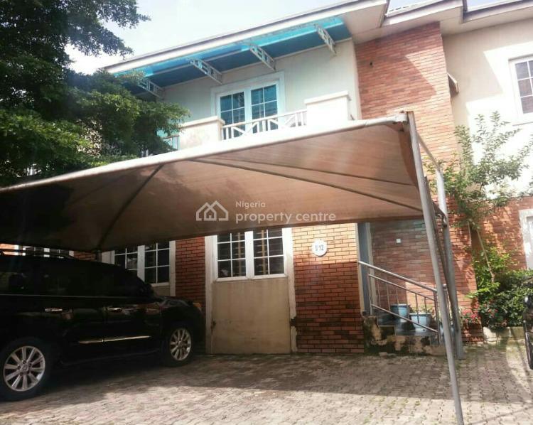 4 Bedroom Semi Detached Duplex, Lake View Estate, Abprem, Kado, Abuja, Semi-detached Duplex for Sale