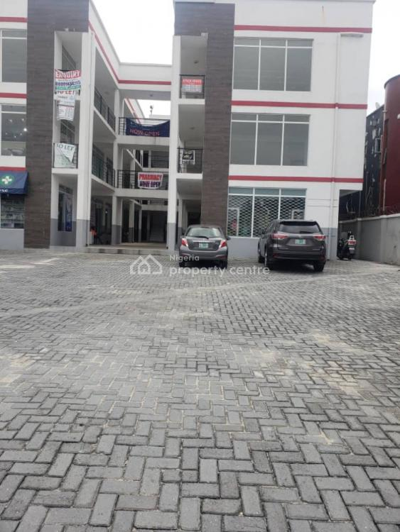 35 Square Meter Office/shop Space on Tarred Popular Location, Off Admiralty Way, Lekki Phase 1, Lekki, Lagos, Plaza / Complex / Mall for Rent