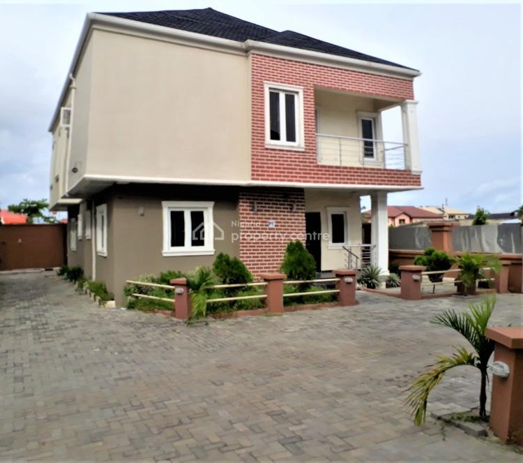 4 Bedroom House in a Gated and Secure Estate, Off Mobil Road, Ajah, Lagos, House for Sale