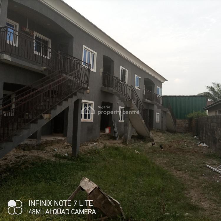 Luxury Block of Rooms and Parlour, Silverland Estate Sangotedo/ogombo Road, Sangotedo, Ajah, Lagos, Mini Flat for Sale