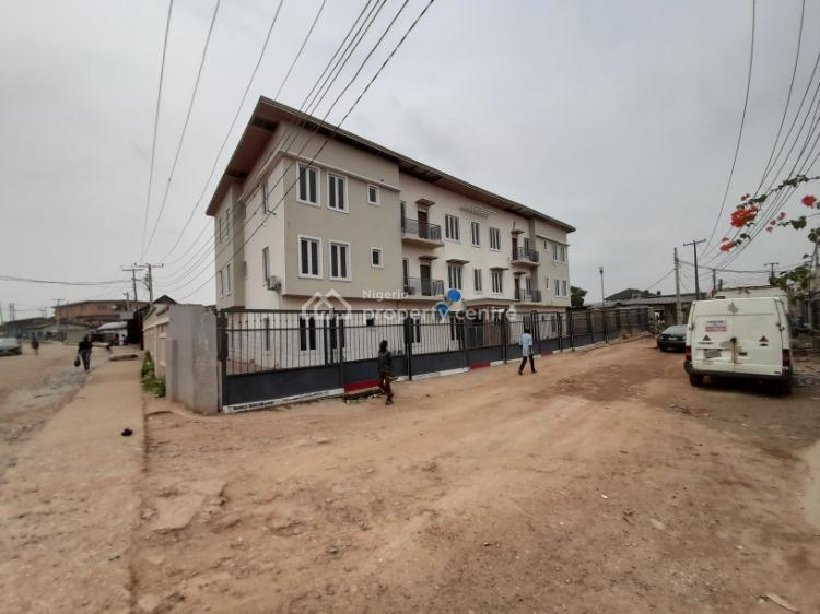 Luxurious and Stylishly Built (3) Bedroom Flat, Gbagada, Lagos, Block of Flats for Sale
