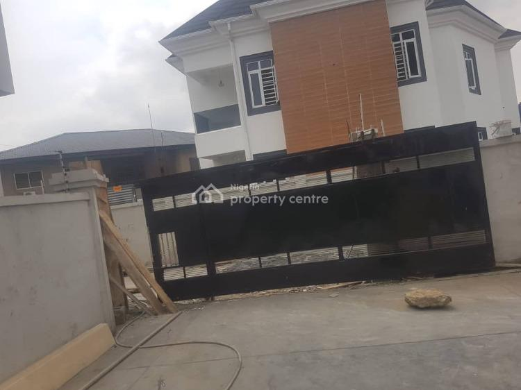 5 Bedroom Fully Detached Duplex with a Room Bq, Magodo Shangisha Phase2 Area, Ikeja, Lagos, Detached Duplex for Sale