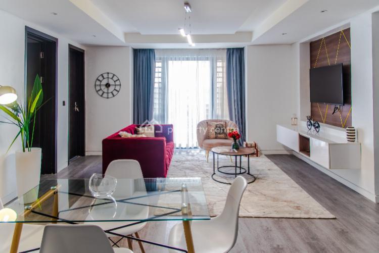 Luxury 1 Bedroom with Open Terrace, Admiralty Road, Lekki, Lagos, Mini Flat Short Let