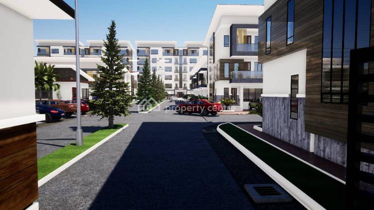 Luxury 4 Bedroom Terrace Duplex, Opposite Nicon Town Estate, Ikate, Lekki, Lagos, Terraced Duplex for Sale