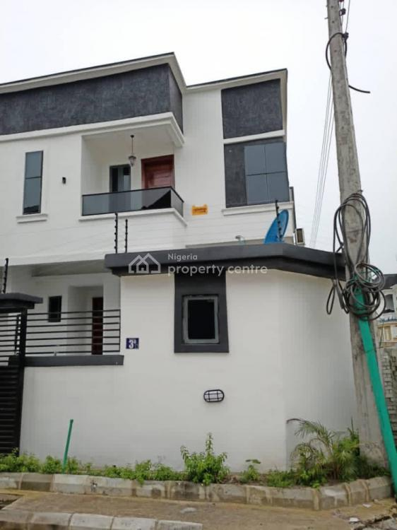 Luxury Built 4 Bedroom Duplex, Berger, Arepo, Ogun, House for Sale