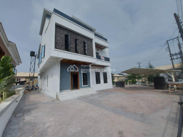 Brand New, Spacious & Luxury Finished 5 Bedroom House with Pool, Megamound Estate, Lekki, Lagos, Detached Duplex for Sale