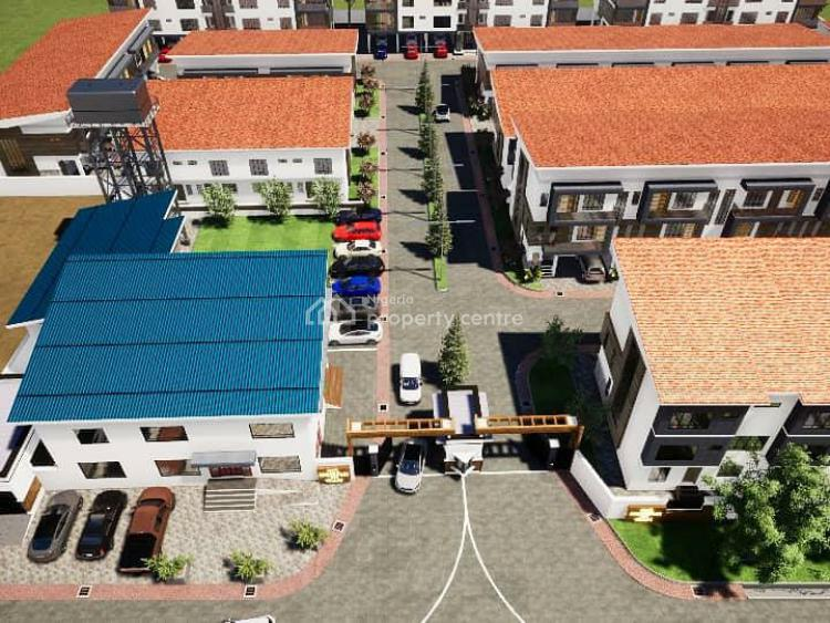 Exotically Finished 1 Bedroom Studio Apartment Flexible Payment, Opposite Nicon Town Estate, Ikate, Lekki, Lagos, Block of Flats for Sale