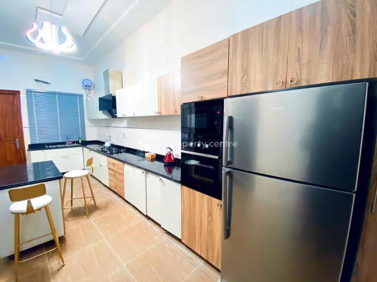 Testfully Furnished 4 Bedrooms Duplex, Osapa, Lekki, Lagos, Semi-detached Duplex Short Let