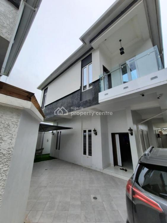 an Exquisitely Built and Furnished 5 Bedroom Duplex with a Bq, Chevron Drive, Off Lekki-epe Expressway, Lekki, Lagos, Detached Duplex for Sale