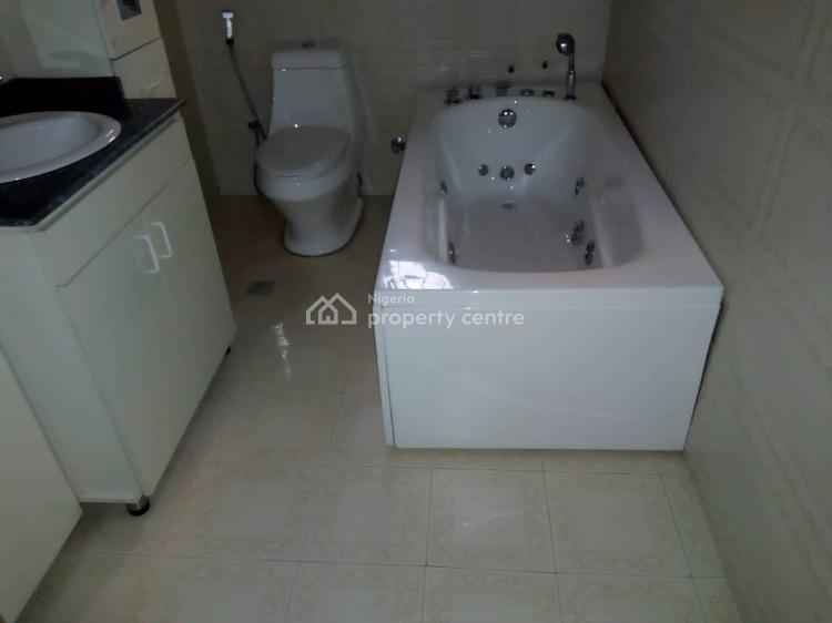 Smart 5 Bedrooms Detached House with a Guest Chalet, a Room Bq Etc, By Customs Senior Officers Estate, Kado, Abuja, Detached Duplex for Sale