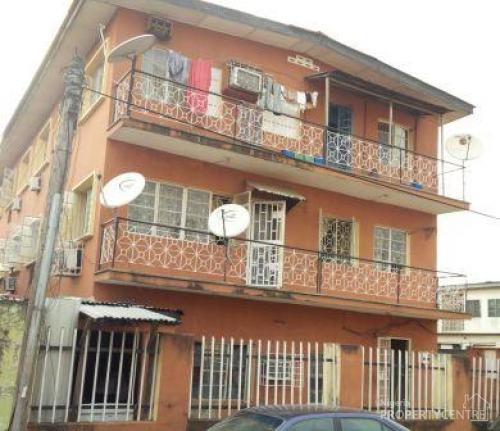 For Rent A 2 Bedrooms Standard Flat For Rent At Oyadiran Estate Yaba Lagos 2 Beds Ref 77585