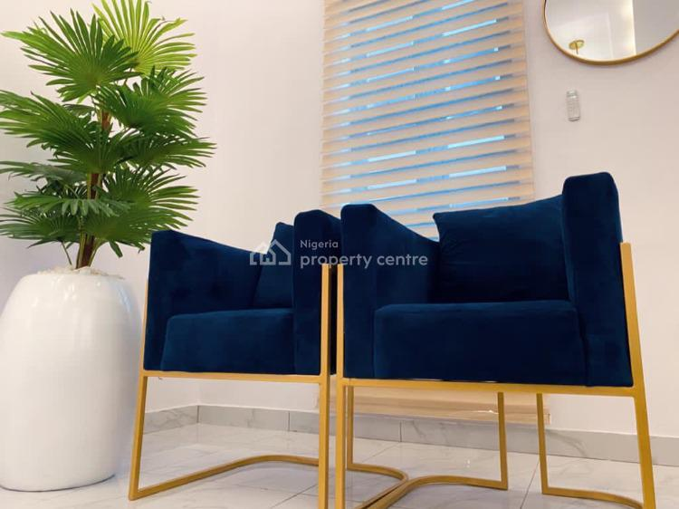 Gorgeous 4 Bedrooms Duplex, Osapa, Lekki, Lagos, Semi-detached Duplex Short Let