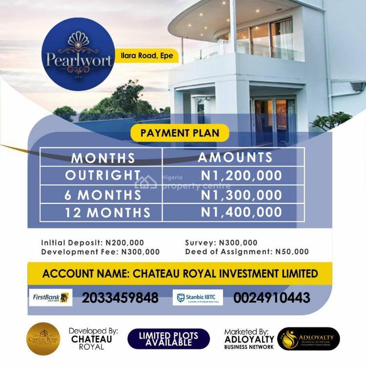 Pearlwort Estate, Ilara Road, Epe, Lagos, Residential Land for Sale