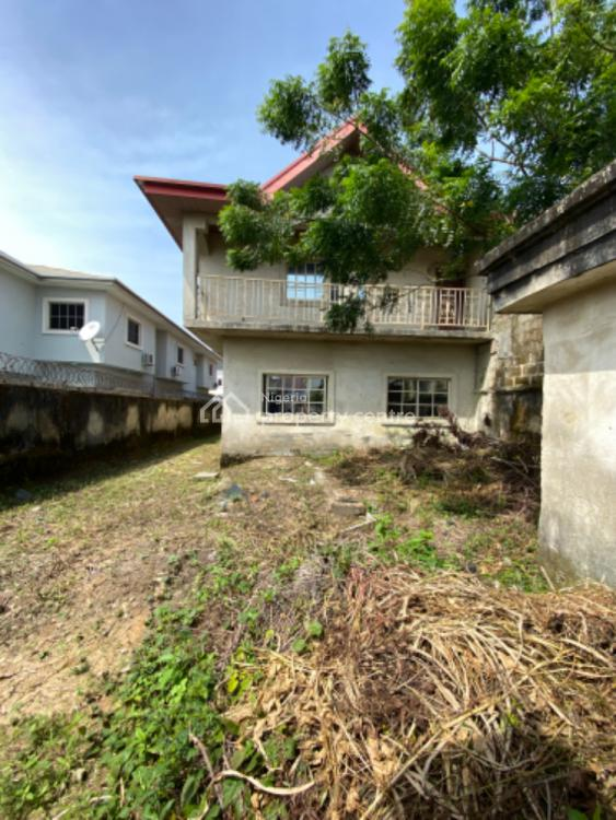 Spacious 4 Bedrooms Duplex with Separated 2 Rooms Bq, Vgc, Lekki Phase 2, Lekki, Lagos, Semi-detached Duplex for Sale