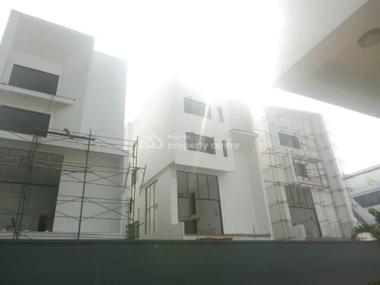 Brand New Superbly Finished 5 Bedroom Detached House with 2 Rooms Bq, Off Gerrard Road, Old Ikoyi, Ikoyi, Lagos, Detached Duplex for Sale
