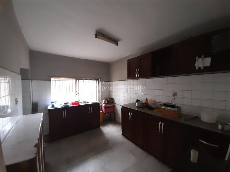 Tastefully Finished, Spacious (2)units of (4)bedroom Duplex on 800sqm, Maryland, Lagos, Detached Duplex for Sale
