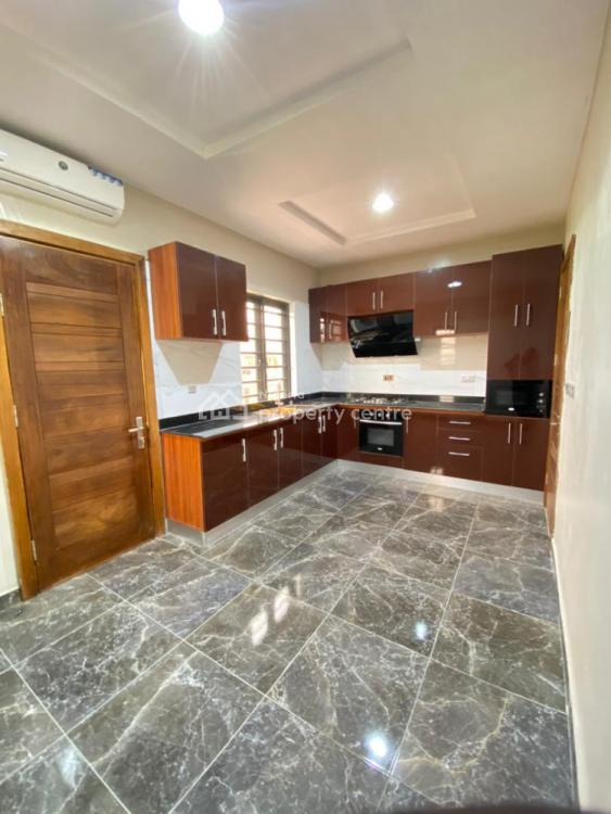 Exquisitely Built 4 Bedroom Fully Detached Duplex with Bq Available, Osapa London, Lekki, Lagos, Detached Duplex for Sale