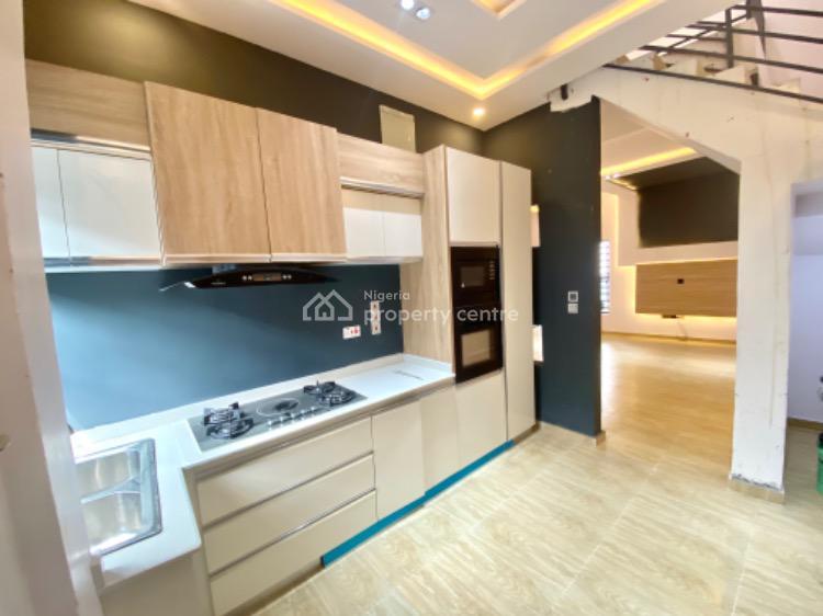Brand New 4 Bedrooms +1 Bq Terrace Duplex, Chevron 2nd Toll Gate Orchid Road, Lekki, Lagos, Terraced Duplex for Sale