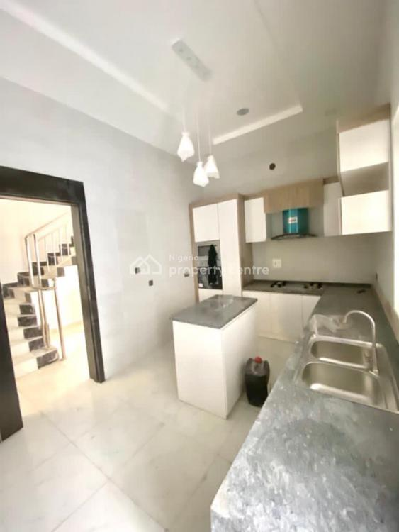 Beautifully Built 4 Bedrooms +1 Bq  Semi Detached, Off Freedom Way, Ikate, Lekki, Lagos, Semi-detached Duplex for Sale