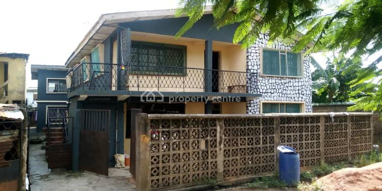 4 Unit Wing 2 Bedroom with 4 Unit Selfcontained, Oyeneye Street, Behind Yidi Praying Ground, Agodi Gate, Ibadan, Oyo, Block of Flats for Sale
