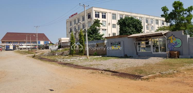 4200sqm Land for Office with R of O, Banex-gwarimpa Express, Opposite Shema Filling Station, Kado, Abuja, Commercial Land for Sale