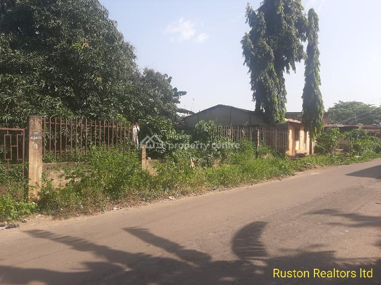 1200sqm Land, Agodi Gra, Ibadan, Oyo, Mixed-use Land for Sale