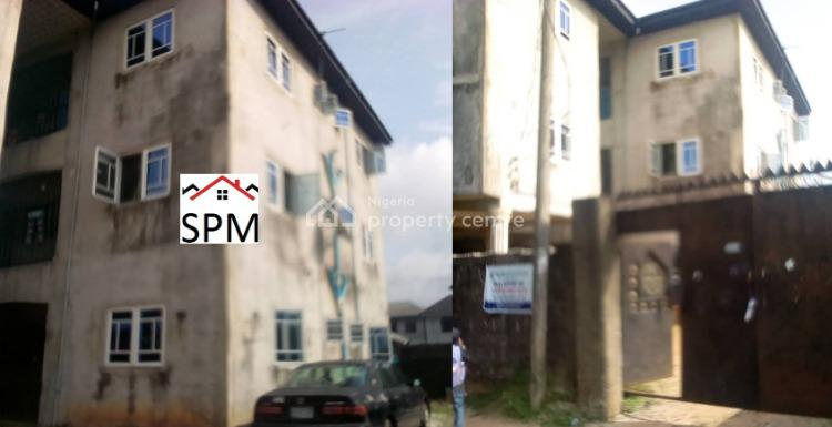 a Fully Occupied 2 Storey Building with Tenants, Peace Avenue Akwaka, Rumuodomaya, Port Harcourt, Rivers, Block of Flats for Sale